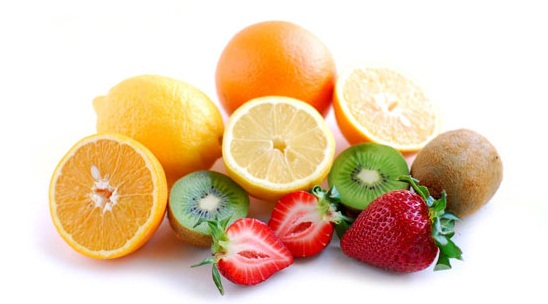fitness food fruits