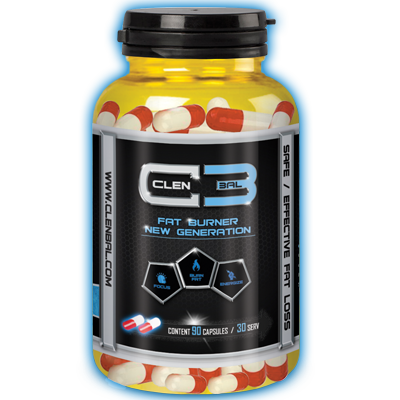 Clenbal clenbuterol replacement by nutribal