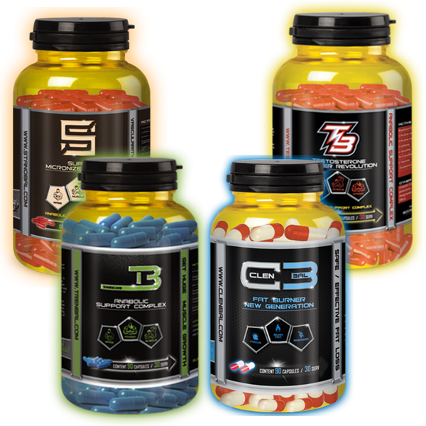 pack nutribal performance