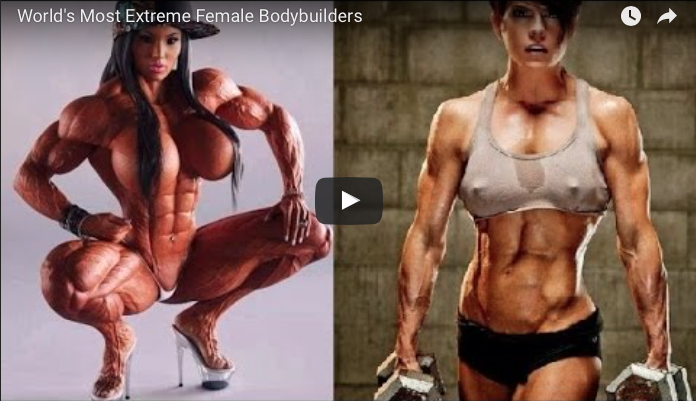 how to train for bodybuilding female