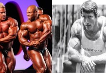 bodybuilding and fitness actuality