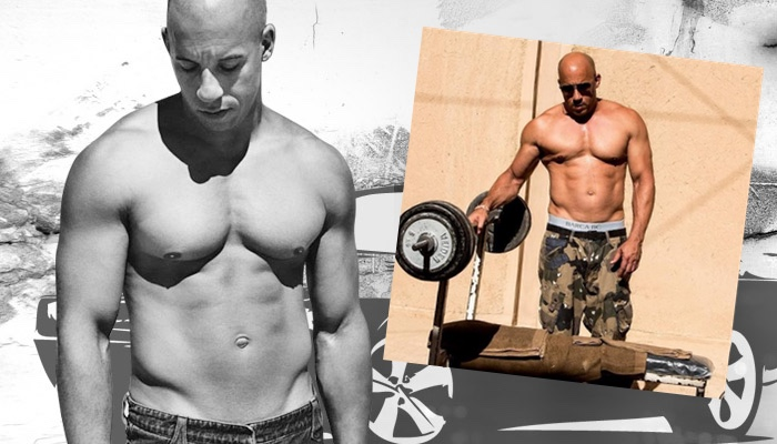 Vin Diesel Workout : Fast & Furious Shape