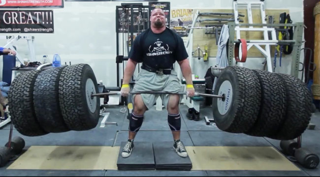 What are Top 10 strongest Man in The World 2016 – 2017