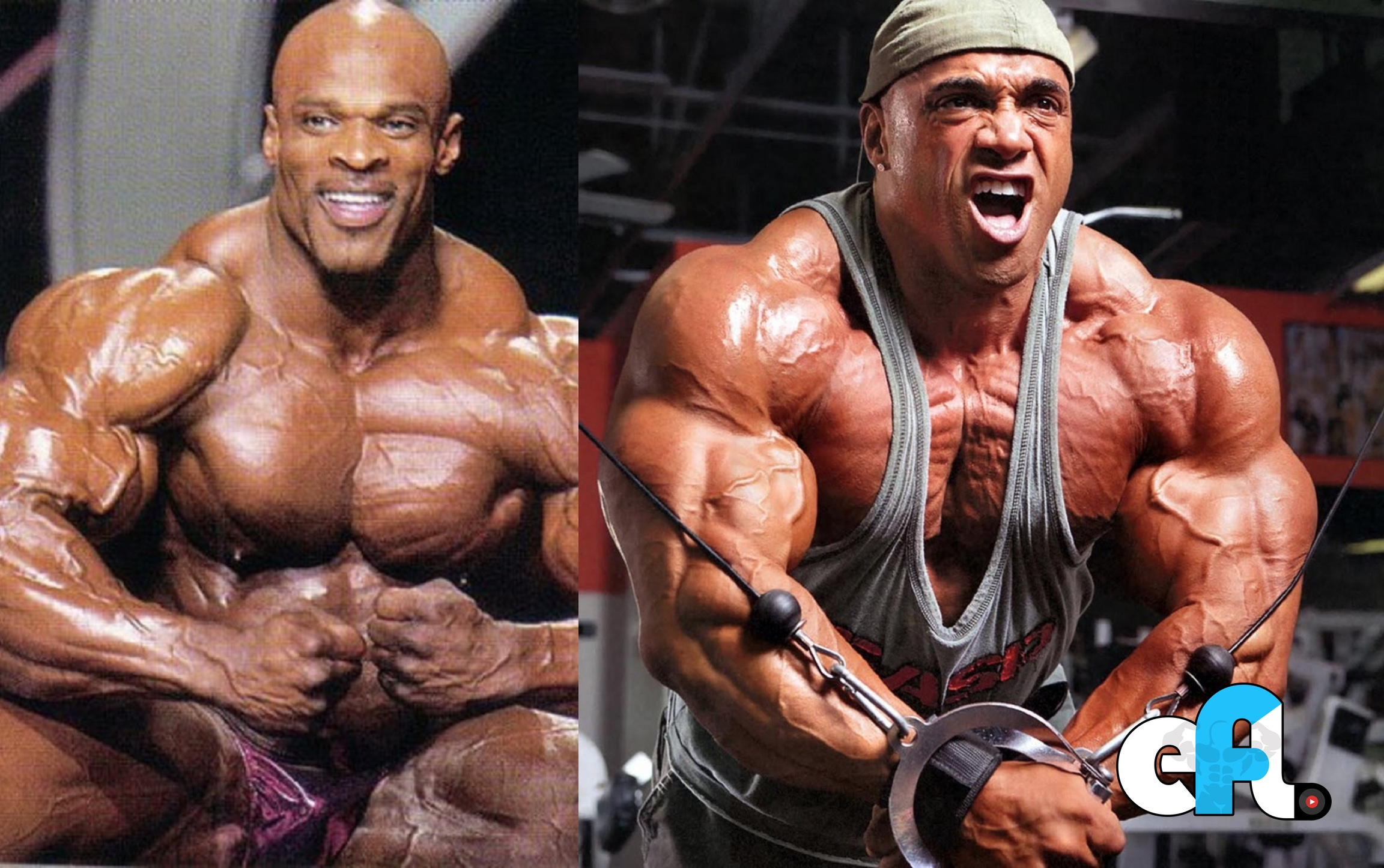 Top 15 Biggest Bodybuilders of All Time