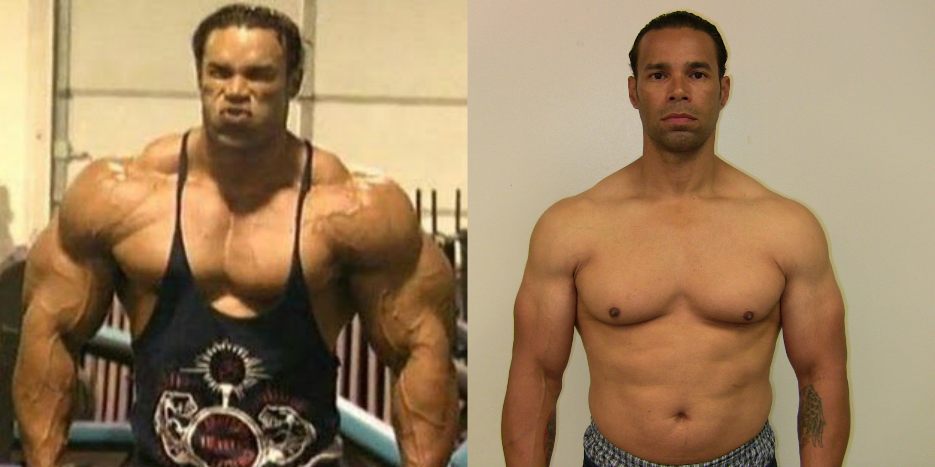 When Bodybuilders Retire – Crazy Transformations