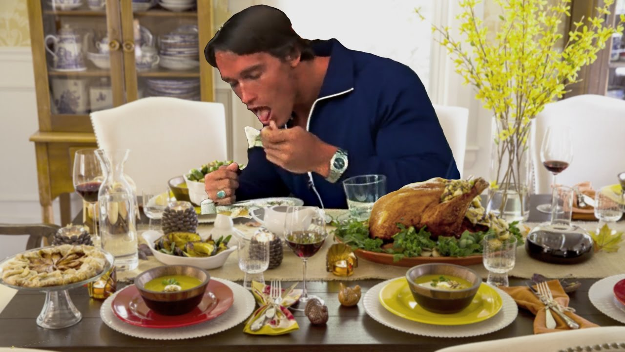 What Did Arnold Schwarzenegger Eat In His Prime?