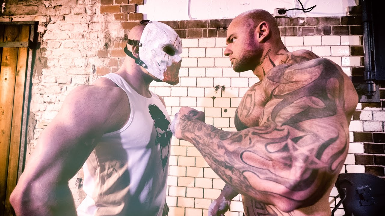 STRENGTH WARS: POWERLIFTER VS BODYBUILDER #EPICWAR