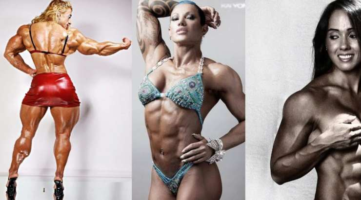 10 Women Who Took Female Bodybuilding To The Extreme