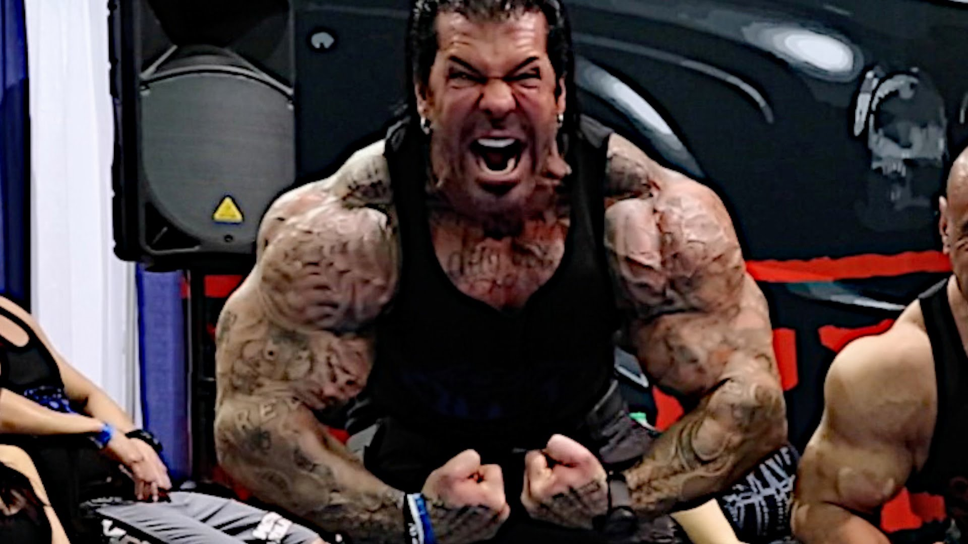 Rich Piana dead at 46 – Elite bodybuilder dies after two week coma