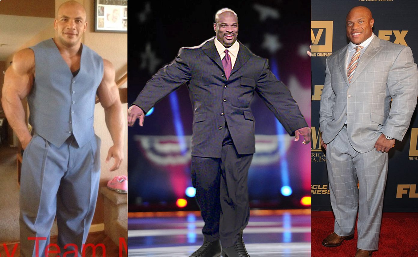 Massive Bodybuilders Trying To Wear Normal Clothes