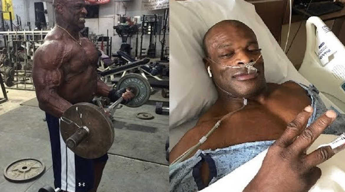 Ronnie Coleman After Surgery Rehab And Training