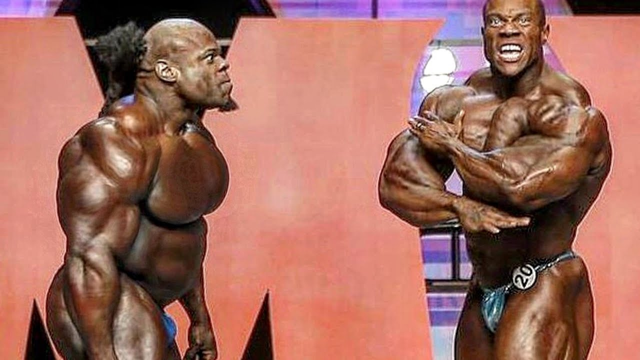 When Bodybuilders Get Angry – Contest Madness Compilation