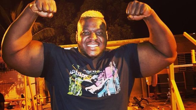 Iron Biby: From fat-shamed boy to World's Strongest Man contender
