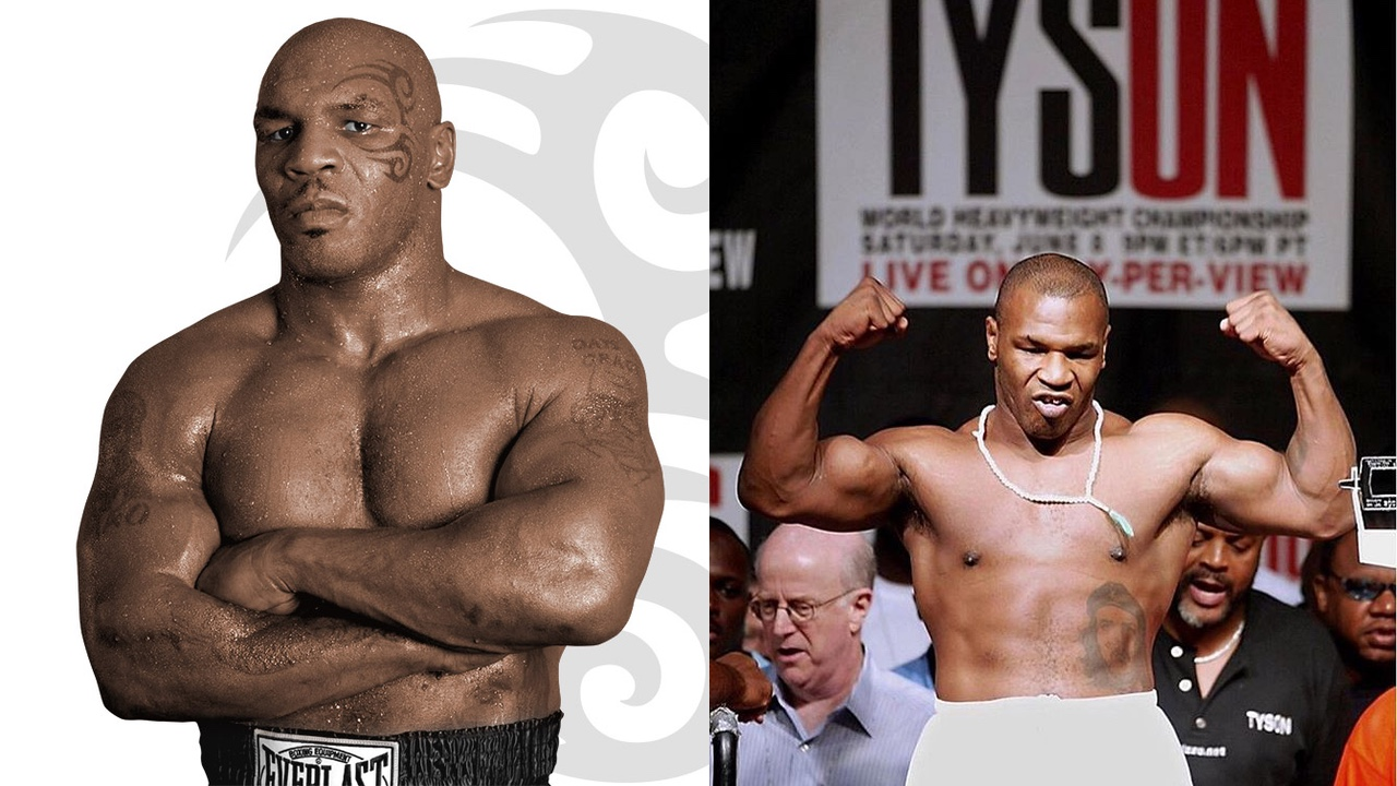 Inside Mike tyson's typical training routine.