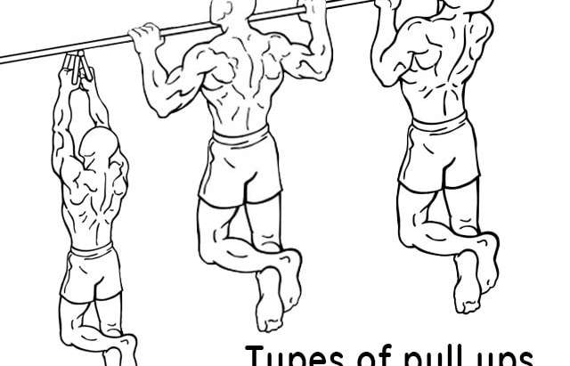 Strengthen Your Upper Body With These Types of Pull Ups