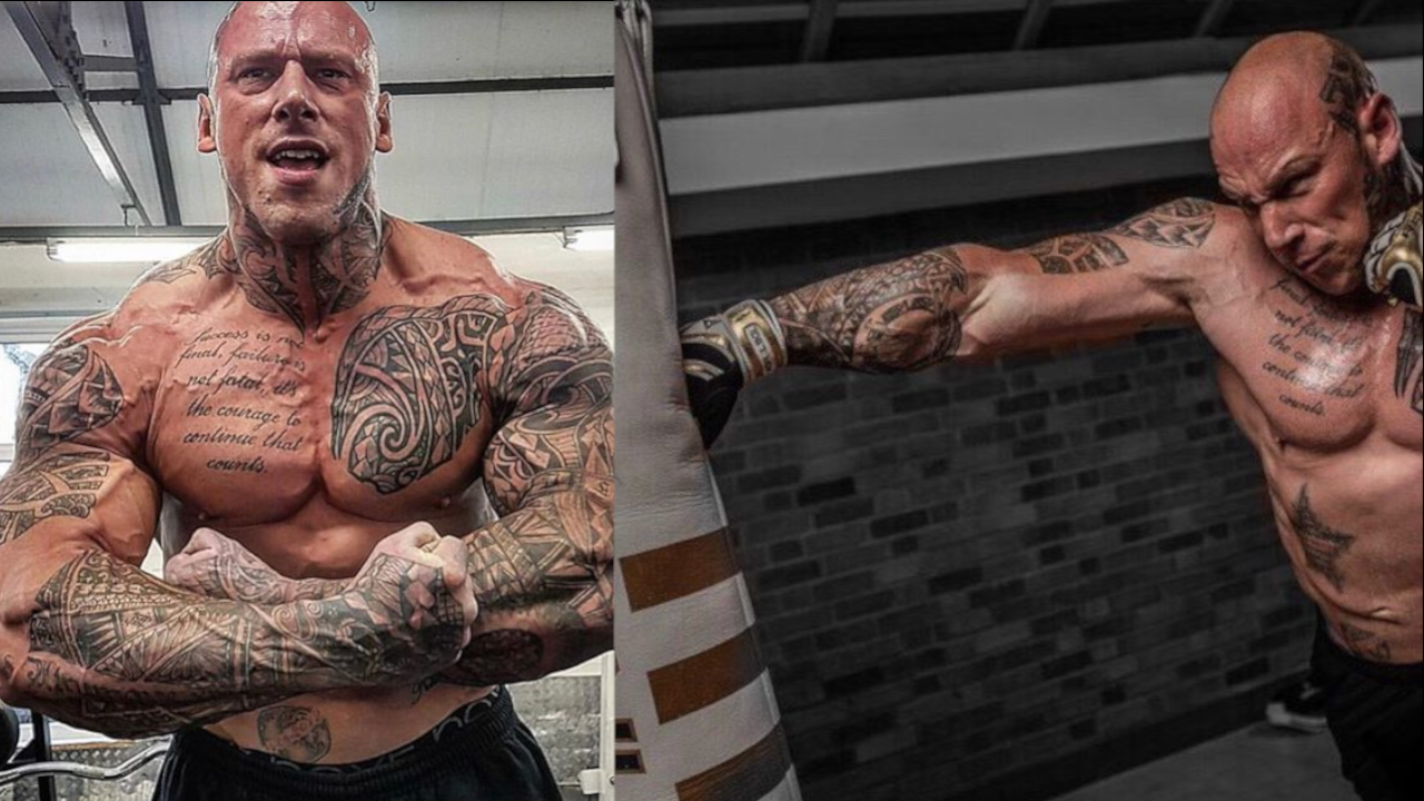 Martyn Ford Measurements, Height, Weight, Age, Wiki, Biography