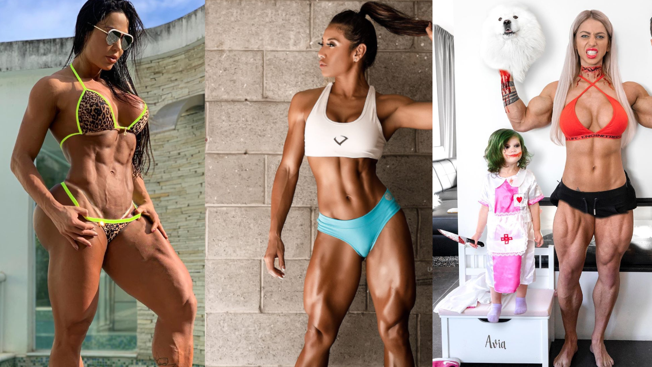 THE 15 BEST FEMALE ABS ON SOCIAL MEDIA IN 2019