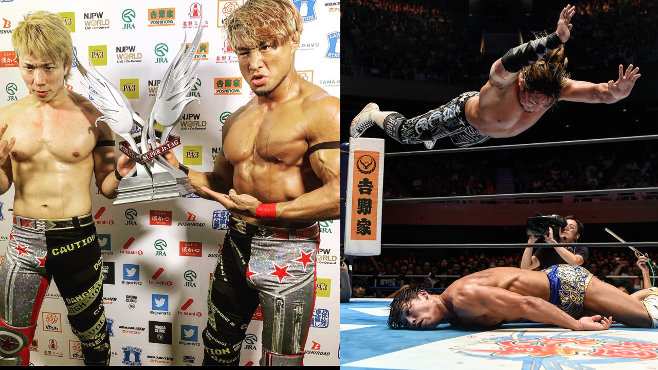 New Japan Wrestling Kingdom 14 : Results and rating for every match