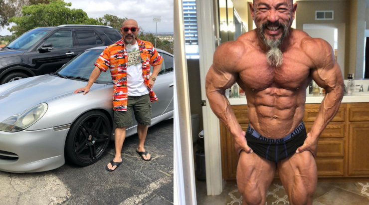 Nhon LY : Master Roshi in real life !