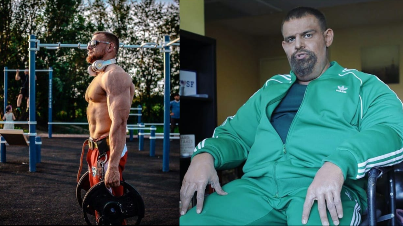 "Islam Badurgov ""Conor McGregor twin""supports overweight people with crazy prank !"